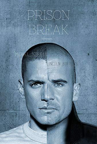 Wayne Dove Prison Break US Drama Póster en Seda/Estampados de Seda/Papel Pintado/Decoración de Pared C17491722
