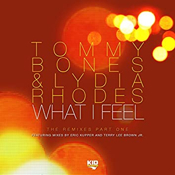 What I Feel (The Remixes Part One)