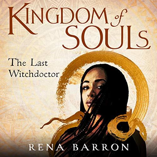 Kingdom of Souls cover art