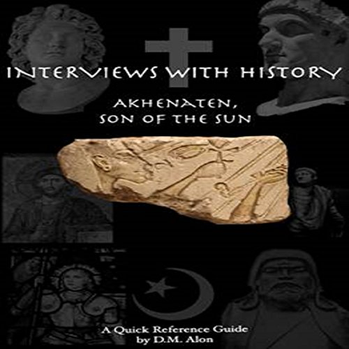 Akhenaten: Son of the Sun audiobook cover art