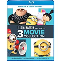 Illumination Presents 3 Movie Collection Blu-ray