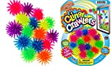 JA-RU Window Crawlers Wall Climbers Rolling Sticky Toys ( Pack of 1) Wall Walker Climber Crawler Sticky Wacky Toy. Party Favors Pinata Filler. 4220-1
