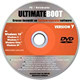 Ultimate Boot CD/DVD 2021✔für Windows 10 / 8 / 7 / XP✔ Bootfähig✔ Notfall CD✔ System-Diagnose Software✔ Alle PCs & Notebooks✔