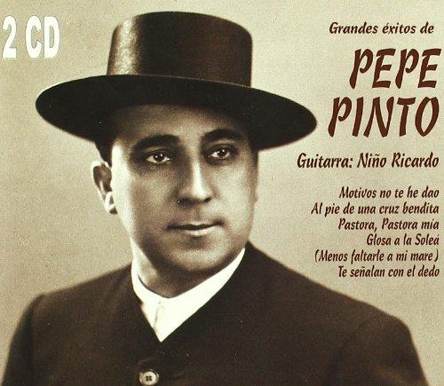 Grandes Exitos De Pepe Pinto