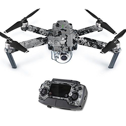 Price comparison product image MightySkins Skin Compatible with DJI Mavic Pro Quadcopter Drone - Viper Urban / Protective,  Durable,  and Unique Vinyl Decal wrap Cover / Easy to Apply,  Remove,  and Change Styles / Made in The USA
