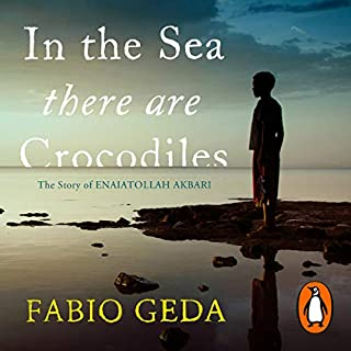 In the Sea There Are Crocodiles audiobook cover art
