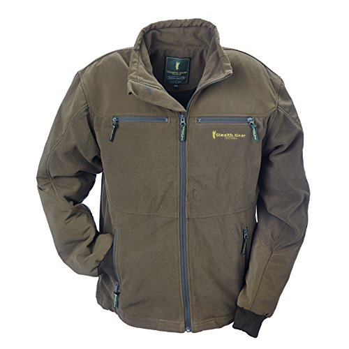 Stealth Gear Fleecejacke Kingfisher GR. XXL
