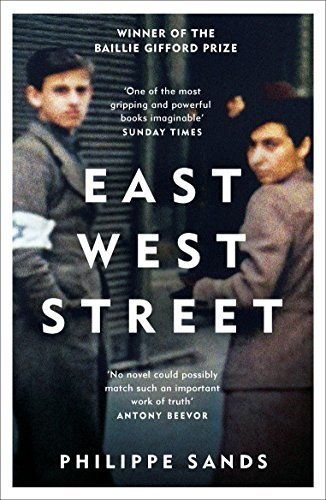East West Street: Winner of the Baillie Gifford Prize (English Edition)