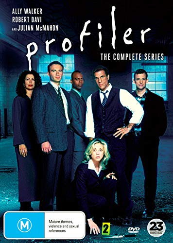 PROFILER - THE COMPLETE SERIES - PROFILER - THE COMPLETE SERIES (1 DVD)