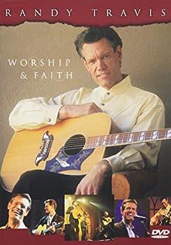 DVD Randy Travis: Worship & Faith Book