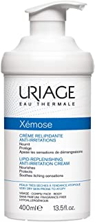 Uriage Xemose Lipid Replenishing Anti Irritation Cream, 400 ml