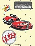 Auto Design libro da colorare per i bambini. Più di 100 modelli di auto: Chevrolet, KIA, Citroen, Nissan, Ford, Suzuki e altri. Disegni disegnati a ... Giganteschi libri da colorare per bambini
