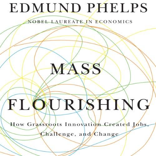 Mass Flourishing audiobook cover art