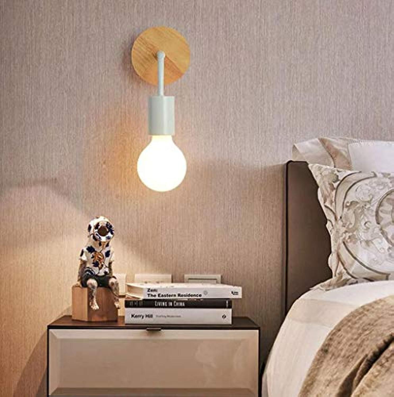 Mariisay Gang Treppe Wandleuchte Studie Wohnzimmer Bett Balkon Beleuchtung Lampenabdeckung Eisen 26 5 X10X3 5Cm (Farbe   Led Weißes Licht-Größe)