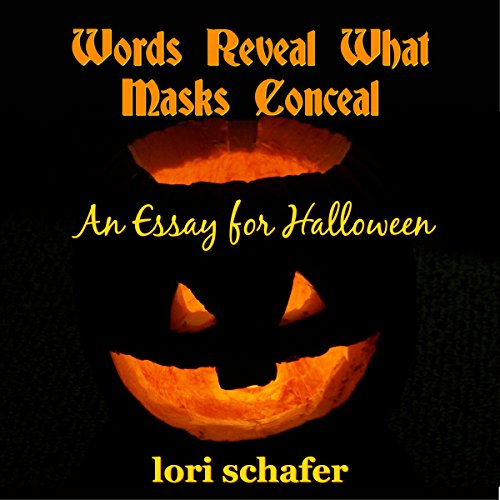 Words Reveal What Masks Conceal audiobook cover art