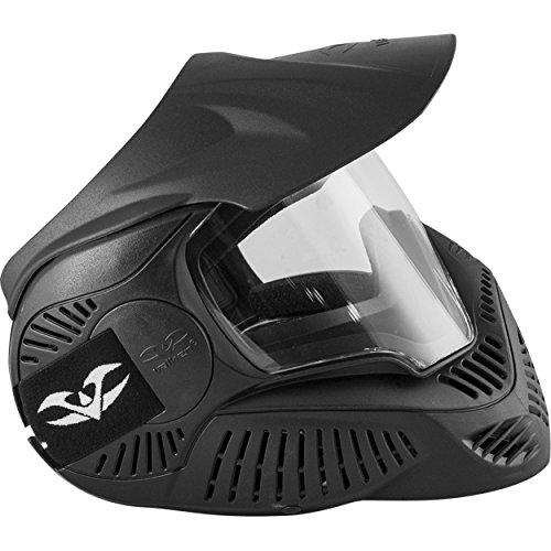 Paintball Maske Valken Annex MI-3 single schwarz