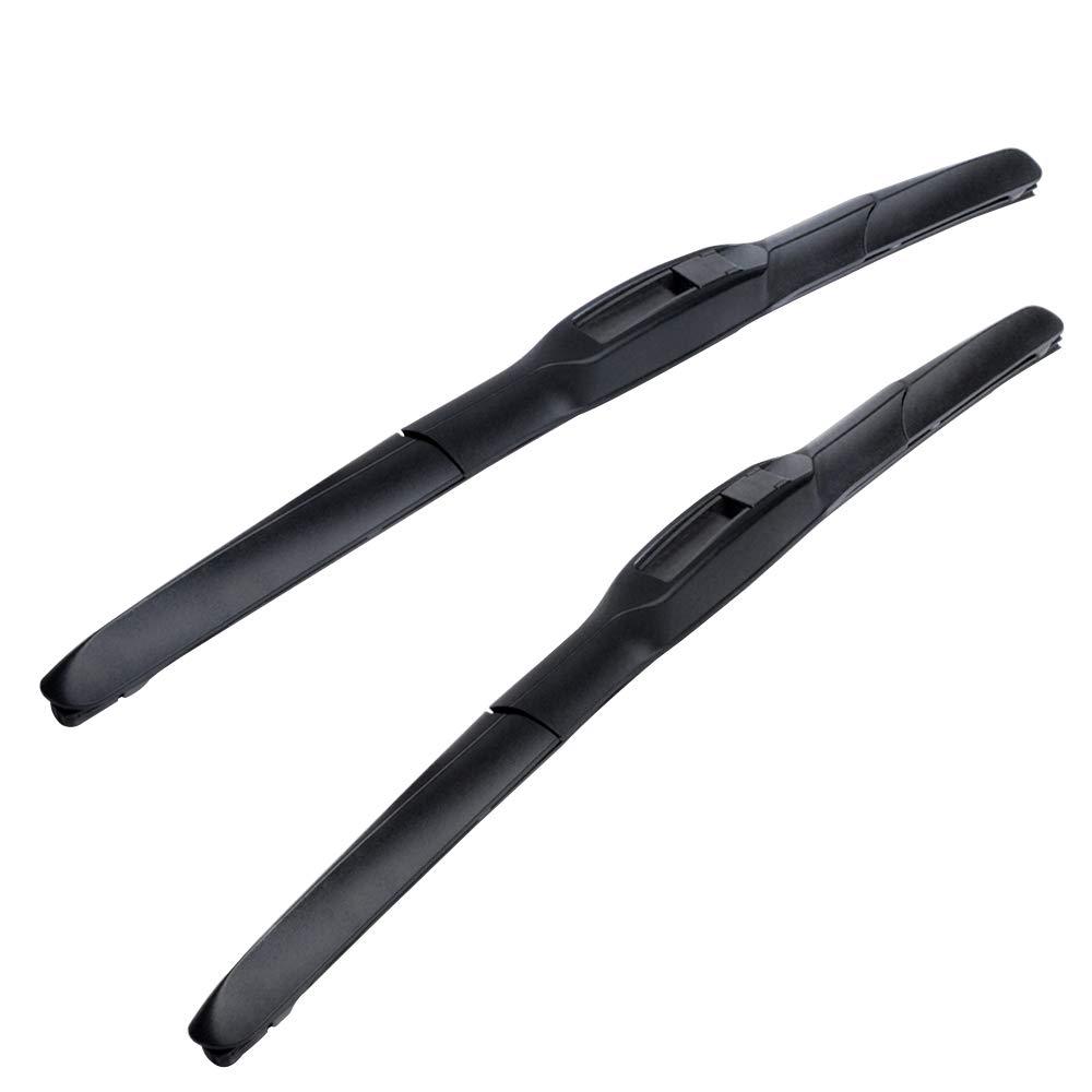MIKKUPPA Replace OEM DKC100960X2 Discovery 2 Windscreen Wiper Blades 1998-2004 DKC100890X1-3 x Blades