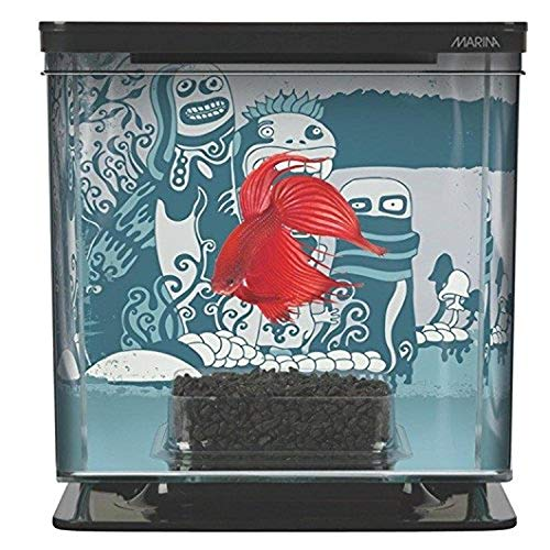 Marina Aquarium Betta Alptraum 2 L