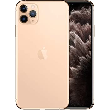 Apple iPhone 11 Pro, 64GB, Gold - for Sprint (Renewed)