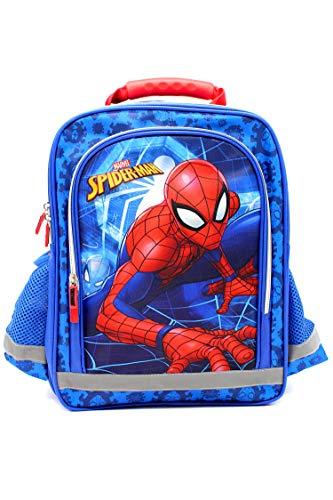 Marvel Spider-Man Kinder Jungen Schulrucksack Kindergarten-Rucksack Tornister