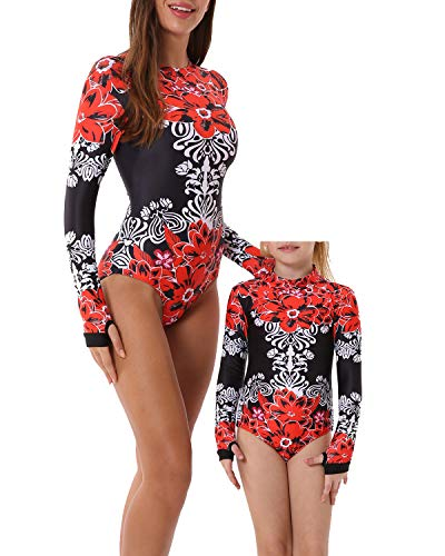 YOLIPULI Mother and Daughter Swimwear Family Matching...