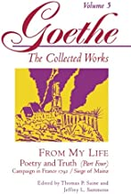 Best from my life poetry and truth Reviews