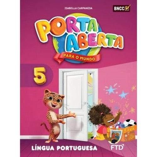 Conjunto Porta Aberta - Língua Portuguesa - 5º Ano - Aluno