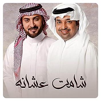 زفة شامت عشانه
