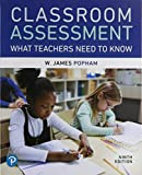 Classroom Assessment: What Teachers Need to Know Plus MyLab Education with Enhanced Pearson eText -- Access Card Package