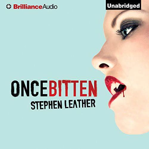 Once Bitten cover art