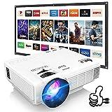 DRJ Professional 7500Lumens Mini Projector...