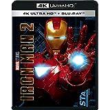 アイアンマン2 4K UHD [4K ULTRA HD+ブルーレイ] [Blu-ray]