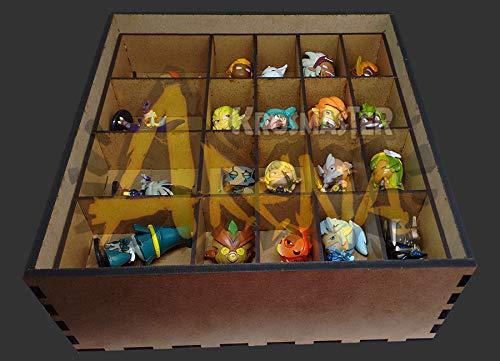 Caixa Organizadora para Krosmaster (20 Minis) - Bucaneiros Jogos