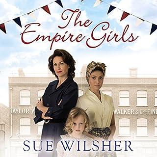 Couverture de The Empire Girls