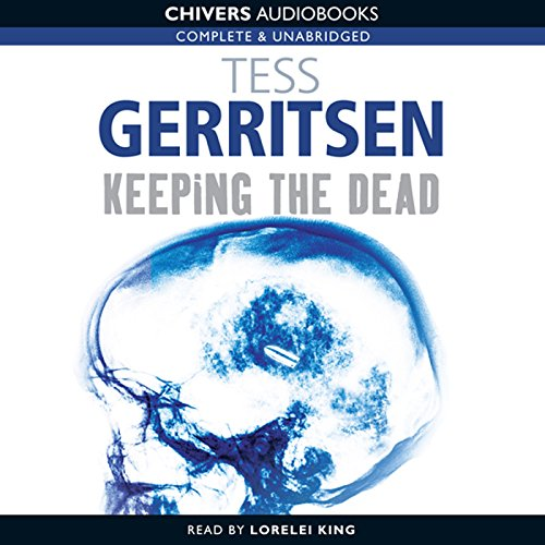 Keeping the Dead audiobook cover art
