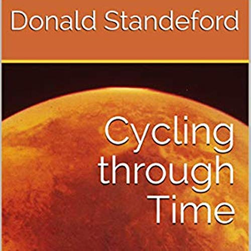 Cycling Through Time audiobook cover art