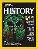 National Geographic USA - History JAN/FEB 2021 - DRESSED TO KILL