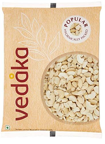 Vedaka Popular Whole Almonds, 200g & Vedaka Popular Cashews - Broken, 200g 7