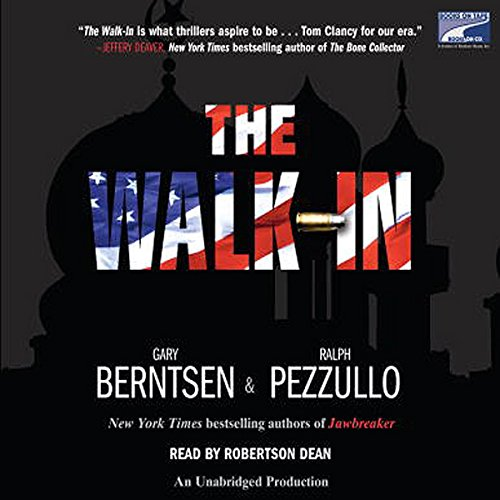 The Walk-In audiobook cover art