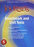 Journeys: Benchmark Tests and Unit Tests Consumable Grade 5...