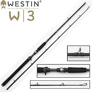 Jerkbait Pike Rod Casting Rod Westin w3 fr76662