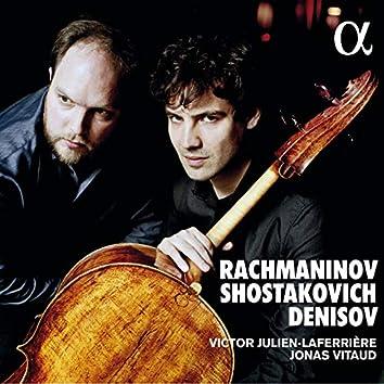 Rachmaninov, Shostakovich & Denisov