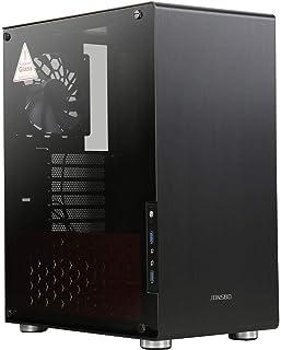 JONSBO U4 B - Caja ATX versátil delicadamente Fabricada con aleación de Aluminio y magnesio
