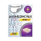 PatchMD - L-Lysine/Zinc Plus Topical Patch - 30 Day Supply