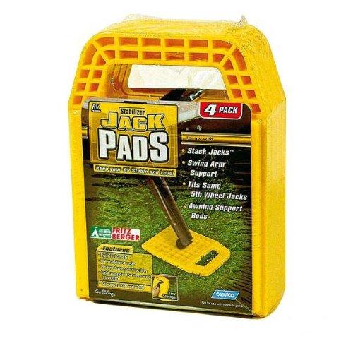 Stützplattenset 44595 Jack Pads