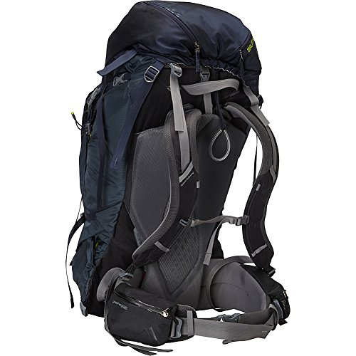 Gregory Mountain Products Men's Baltoro 65 Liter Backpack, Onyx Black, Small