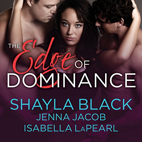 The Edge of Dominance audiobook cover art