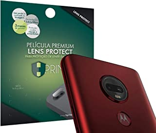 Pelicula Hprime para camera LensProtect para Motorola Moto G7/ G7 Plus, Hprime, Película Protetora de Tela para Celular, T...