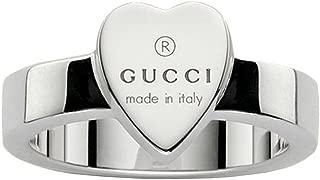 Silver Ring Trademark 6 3/4(US) N(UK) YBC223867001014