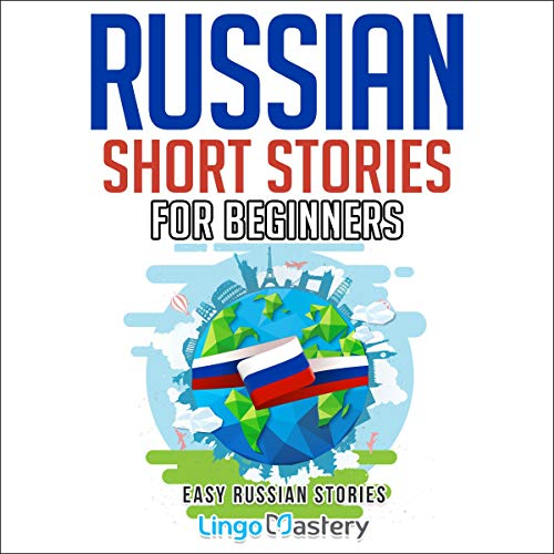 『Russian Short Stories for Beginners』のカバーアート